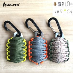 EDC Paracord Fishing Kit